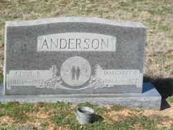 Clyde Raymond Anderson
