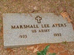 Marshall Lee Ayers