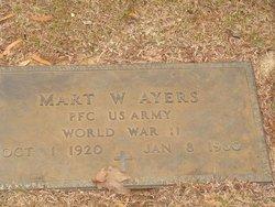 Mart Wesley Ayers