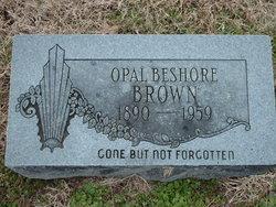 Opal <i>Starr</i> Brown