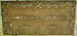 Florence Iva <i>Robinson</i> Barkey