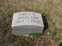 Emily Rose <i>Kuhn</i> Whalton