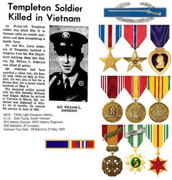 Sgt William Lee Anderson