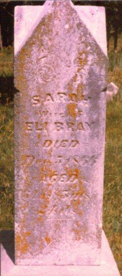 Sarah Morgan Sally <i>Howe</i> Bray