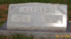 Annie Lois <i>Mays</i> Alford