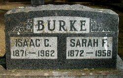 Sarah Frances <i>Presley</i> Burke