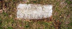 John L Abrams
