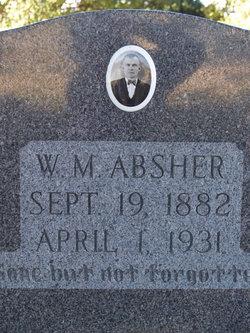 William M. Absher