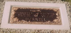 Harriet E. <i>Wise</i> Burrell