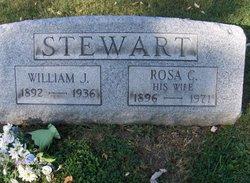 Rosa Clarrisa <i>Miller</i> Stewart