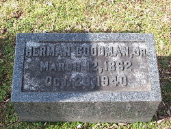 Herman Goodman, Jr