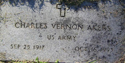 Charles Vernon Akers