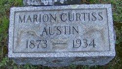 Marion <i>Curtiss</i> Austin