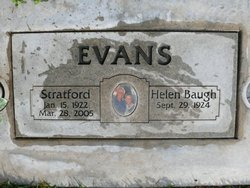Stratford Evans