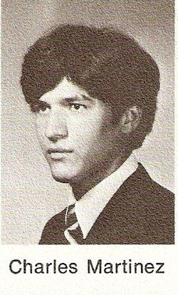 Charles Anthony Martinez