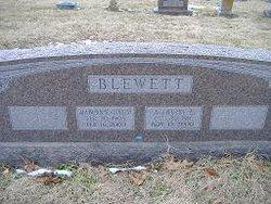 Anna Louise <i>Lewis</i> Blewett