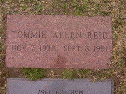 Tommie Allen Reid, Jr