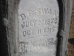 Benjamin Franklin Swan, Jr