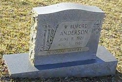 Walter Buford Anderson