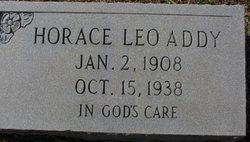 Horace Leo Addy