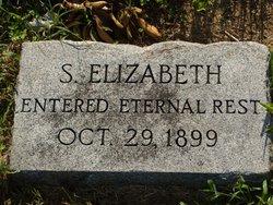 Sarah Elizabeth Fitzbutler