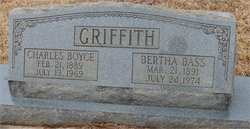Charles Boyce Griffith