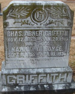 Charles Abner Griffith