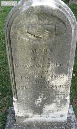 Mary De Long