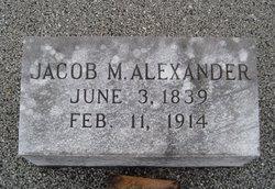 Capt Jacob Moyers Alexander