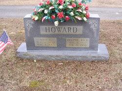Alvy Elisha Howard