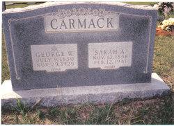 Sarah Ann <i>Walsh</i> Carmack