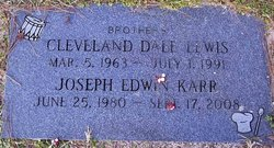 Cleveland Dale Lewis