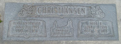 Elva Gertrude <i>Anderson</i> Christiansen