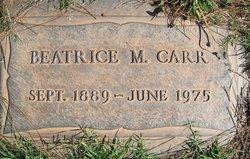 Beatrice Carr