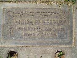 Jennie Mary <i>Smith</i> Bradley