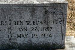 Ben W Edwards