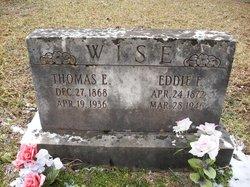 Thomas E Wise
