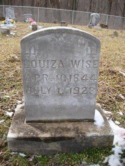 Louiza <i>Livers</i> Wise