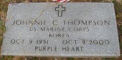 Johnnie Cleveland Thompson