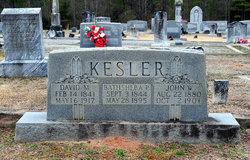 Bathsheba <i>Purcell</i> Kesler