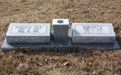 Richard H. Dick Blackstock