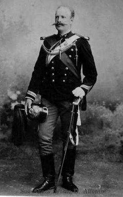 Alfonso Henriques Saxe-Colburg-Kohary-Braganza