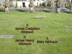 Mary Josephine <i>Kincannon</i> Atkinson