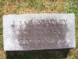 Joseph Samuel Bradley