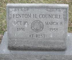 Fenton H. Councill