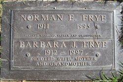 Norman E Frye