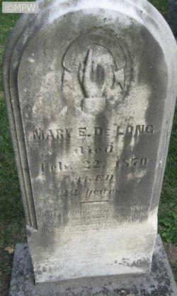 Mary E. De Long