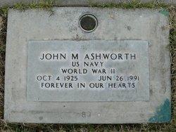 John M Ashworth