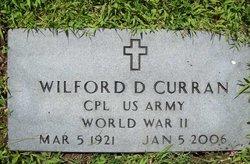 Wilford Derrald Curran