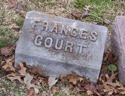 Francoise Frances <i>Richard</i> Court